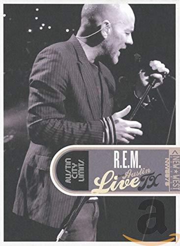 R.e.m. - Live From Austin Tx - Dvd