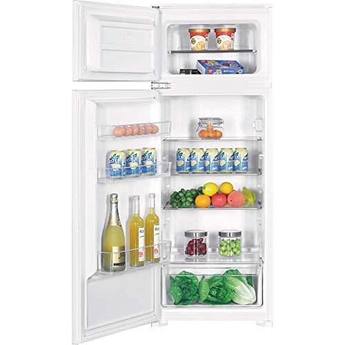 Indesit IN D 2040 AA/S frigorifero con congelatore Incasso Bianco 202 L A+, Senza installazione