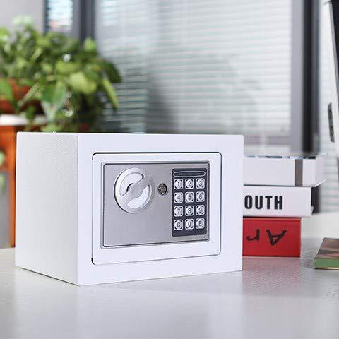 athomestore cassaforte digitale elettronica MiniSafe Mini Cassaforte a muro cassaforte...