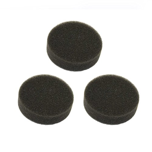 Replacement for Kirby Genuine Vacuum Shampooer Tank Rug Renovator 3-Pack Sponge Filter # 307389