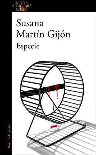 Especie (inspectora Camino Vargas 2) de [Susana Martín Gijón]
