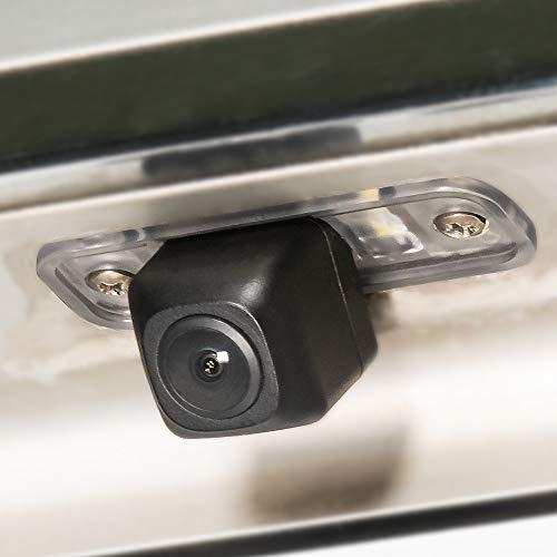 DYNAVISION OEM Kamera   Rückfahrkamera mit gelbem Licht für Mercedes E-Klasse W211 Limousine C-Klasse W203 Kombi SLK R171 CLS-Klasse C219; CAMPL-MB003-Y