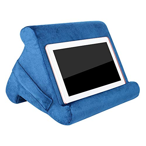 23GUANYI Multi-surface Tablet Cushion Stand,Soft Tablet Pillow Holder Cushion Suit for Most Smartphones/pad/Tablet/Books -Break Resistant,Durable and Attractive Designs as a