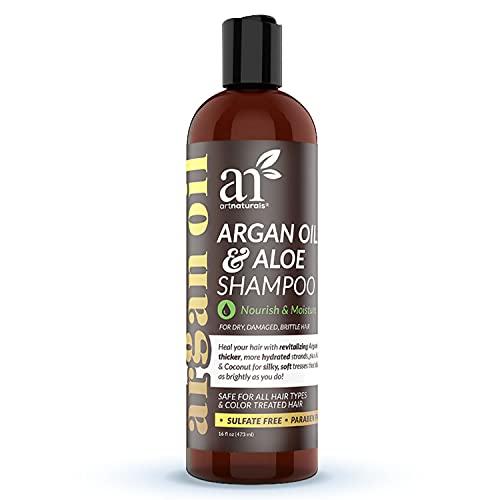 ArtNaturals Moroccan Argan Oil Sulfate Free Shampoo