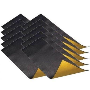 Bitumenmatte, Anti/Droehn/Matte Schalldämmplatte, 50x20cm, selbstklebend (10 Stück)