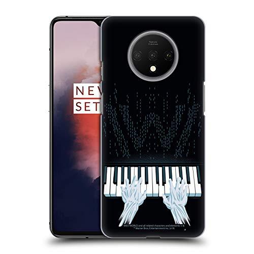 Head Case Designs Offizielle Westworld Piano Grafiken Harte Rueckseiten Handyhülle Hülle Huelle kompatibel mit OnePlus 7T