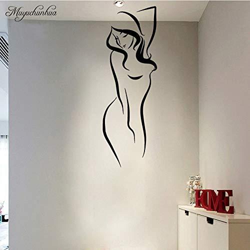 Tianpengyuanshuai hoofddecoratie badkamer vinyl muursticker