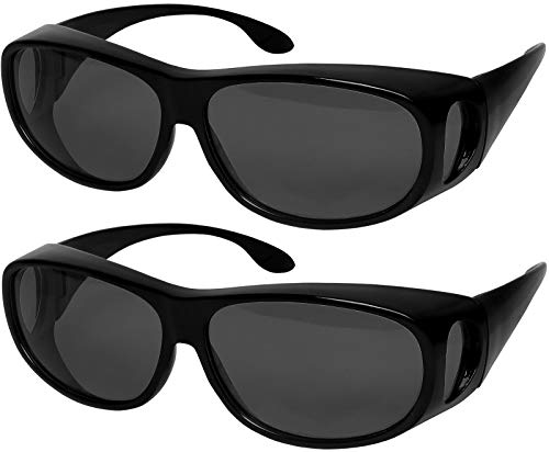 Success Eyewear Fit Over Sunglasses