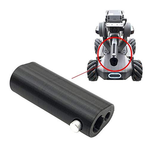 Verlängerungskabel für DJI RoboMaster S1, modifizierter Stabilisator, Ballistisch, verstellbar, Gewinde und leichtes Zubehör, Schwarz
