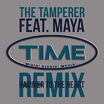 Hammer to the Heart (feat. Maya) [Remix]