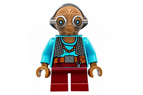 LEGO Maz Kanata minifigura Star Wars Force Awakens