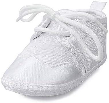 OOSAKU Baby Boys Infant Toddler White