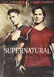Pre-Order Supernatural S.6 on DVD at Amazon