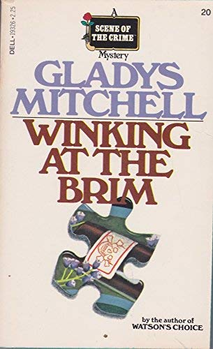 Winking at the Brim - Book #48 of the Mrs. Bradley