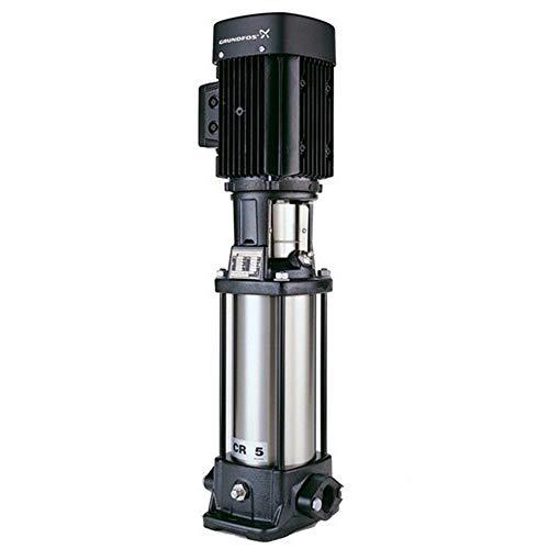 Grundfos Wasserpumpe CR57T, 1,1 kW, bis 8 m³/h, dreiphasig, 380 V