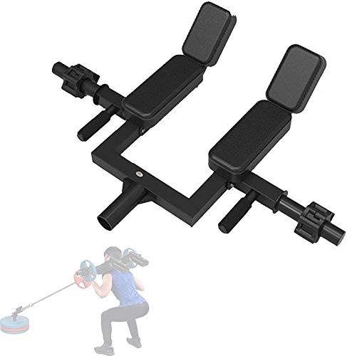 Langlebiger Landmine-Griff Mit Schwerer Schulterpresse Für Squat Push Grip, Mehrzweck-Landminenaufsatz Für Olympische Langhantel-2
