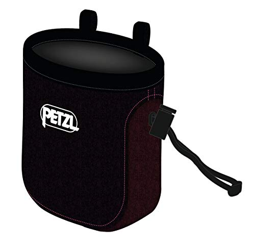PETZL Unisex-Adult saka Chalk Bag, Violet, Uni