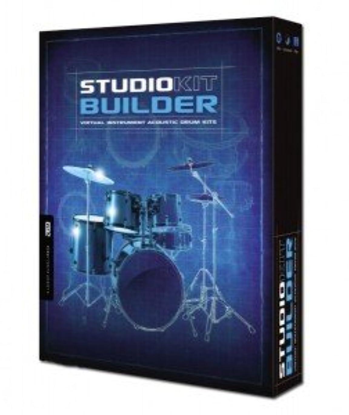 インタビュー心から熟した◆最新版◆ Vir2 STUDIO KIT BUILDER ドラム?パーカッション音源◆Windows7対応◆並行輸入品◆