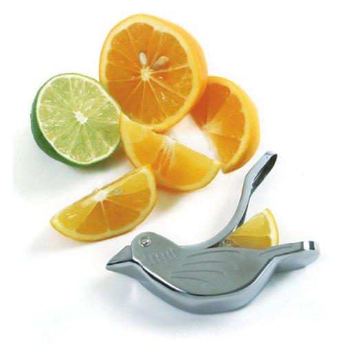 Norpro Stainless Steel Lemon Lime Lemonade Citrus Squeezer B