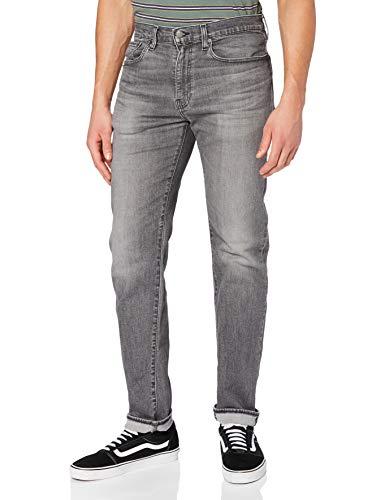 Levi's 502 Regular Taper Jeans, Grigio Porcini, 30W / 34L Uomo