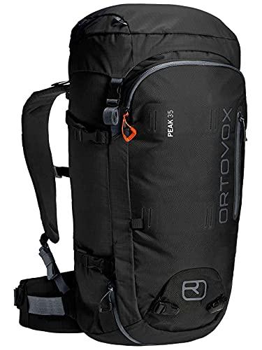 ORTOVOX Erwachsene Peak 35 Carry-On Luggage, Black Raven, 65 cm