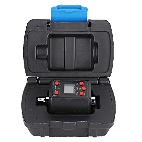 Draaimomentsleutel, adapter, elektronische digitale draaimomentadapter, draagbare zeer nauwkeurige micrometer 1,5 – 30 Nm-1/4