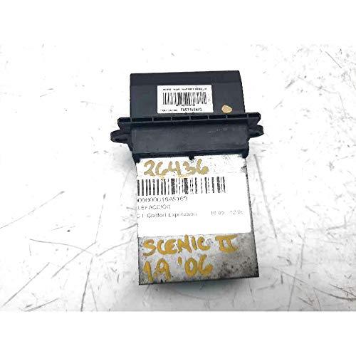 Resistencia Calefaccion Renault Scénic Ii F647165WQ (usado) (id:catap1848163)