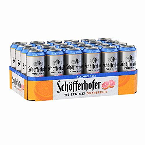 Schöfferhofer Grapefruit alkoholfrei,...