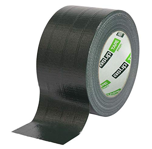 asup TAPE PROFI - Gewebeklebeband - 72 mm x 50 m, grün