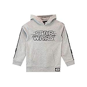 Star Wars Sudadera con Capucha para niños La Guerra de Las Galaxias 6