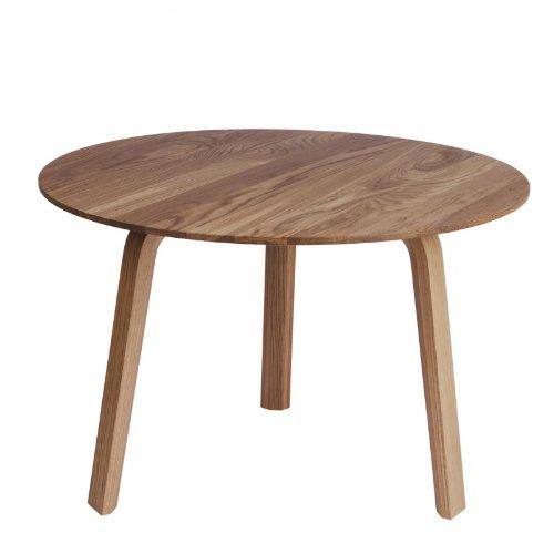 HAY Bella Kaffee Tisch, Eiche Natur Ø 60 x H 39 cm