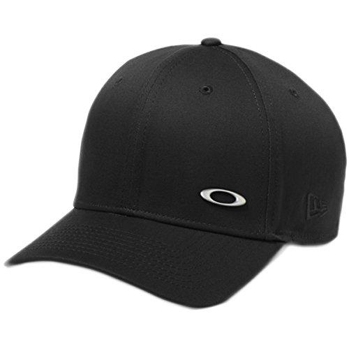Oakley Men's Tinfoil Cap, Black, Medium/Large