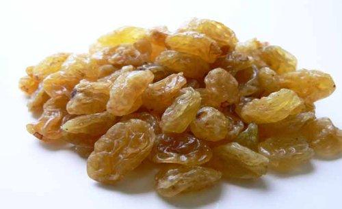 Jumbo Golden California Raisins 1 Pound Bag
