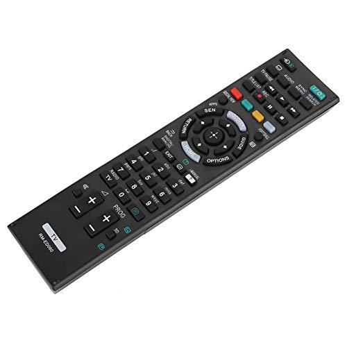 Socobeta Universal Smart TV Controller Smart Universal Televisión Control Remoto Reemplazar TV Televisión Control Televisión LED para RM-ED060 LED TV