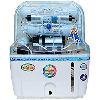 R.k. Aqua Fresh India Swift 12ltrs 14Stage(Ro+Uv+Uf+Minerals+Tds Adjuster)Ro Water Purifier[Installation Available Only For Selected Area]