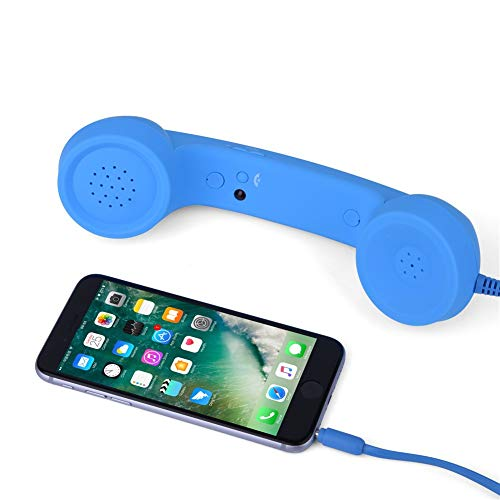 Retro Cell Phone Handset, Anti-Radi…