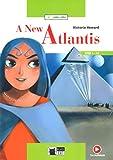 A NEW ATLANTIS (FREE AUDIO A2) (Black Cat. Green Apple)
