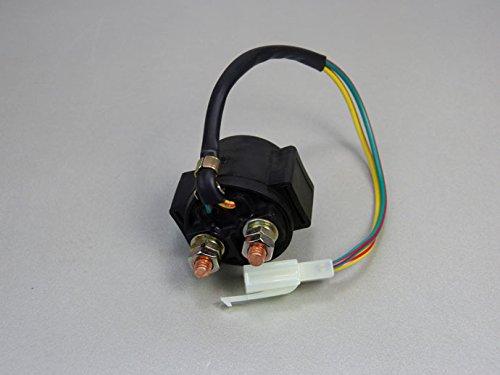 Starter magneetschakelaar reserveonderdeel voor/compatibel met Shineray STIXE - STXE Quad Starter Relais Relay