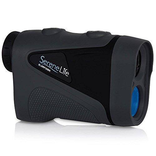 SereneLife Waterproof Digital Golf Rangefinder