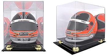 NASCAR Racing Helmet Display Case - Nascar Display Cases No Logo