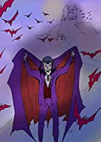 Vampire Midnight Journal (Horror, Monsters, and Myths)