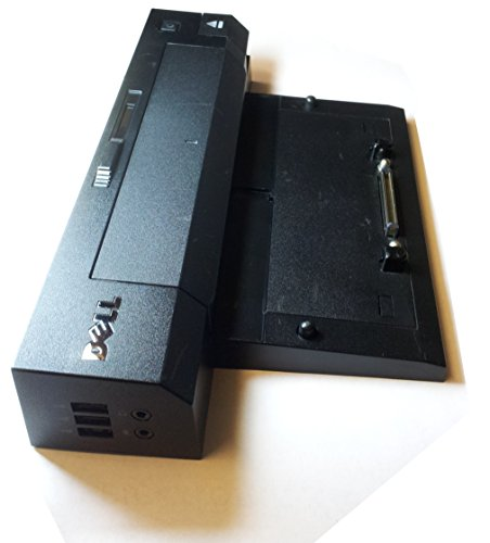 Dell Dockingstation Portreplikator PR02X, passend für E6220, E4200, E6320, E6400 E4300, E4310, E5400, E5410, E5420, E5500, E5510, E5520