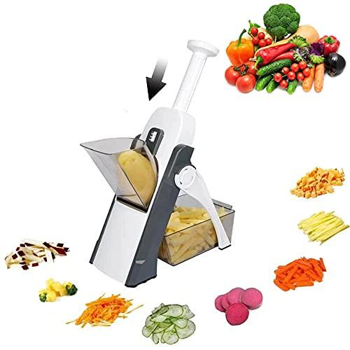 Artifice de Cuisine Coupeur de Fruits et Légumes...