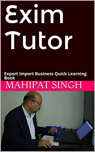 Exim Tutor's Export Import Business Learning Book