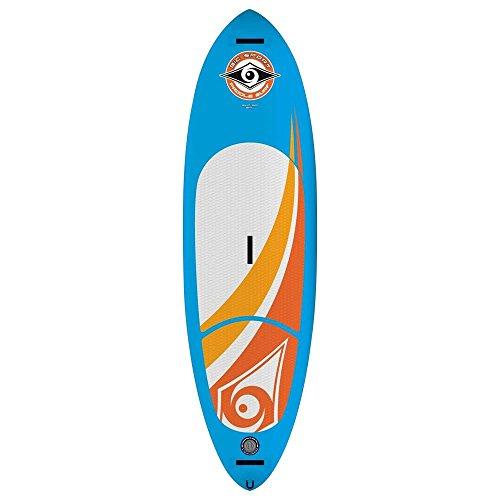 Bic Sport-Costume Gonfiabile da Stand Up Paddle Board 100537 SUP Air Blu, 305 x 76 cm