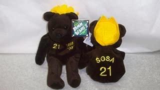 Salvino's Bam Beano's Sammy Sosa Home Run King Bear