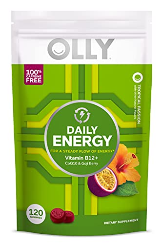 OLLY Daily Energy - 120ct. Pouch