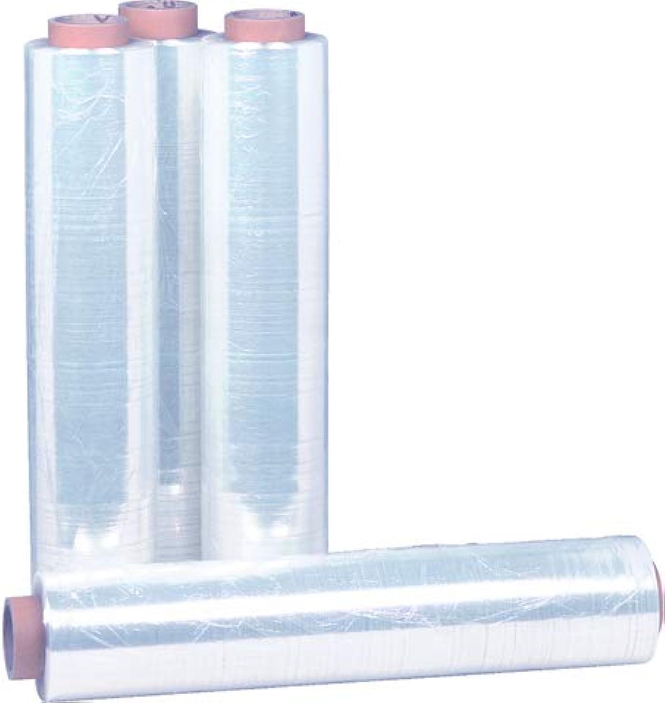 Pressel Stretchfolie, 0,017 mm, 45 cm x 270 m, farblos, transparent B07GT2X2ZL | Fuxin