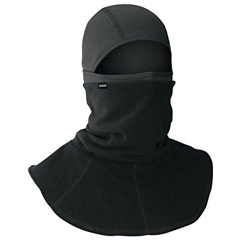 ZANheadgear Balaclava Motley Tube Headwear, Black, One Size