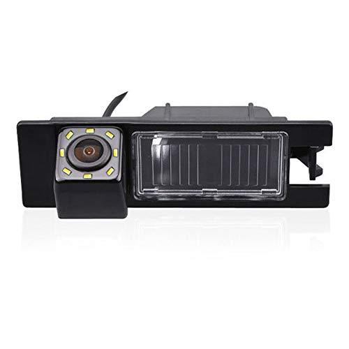 Kalakass Impermeabile Ad Alta Definizione Fotocamera HD CCD Macchina Fotografica di Retrovisione con Angolo di Visione di 170 Gradi Retrocamera per Astra H Corsa D Meriva A Vectra C Zafira B